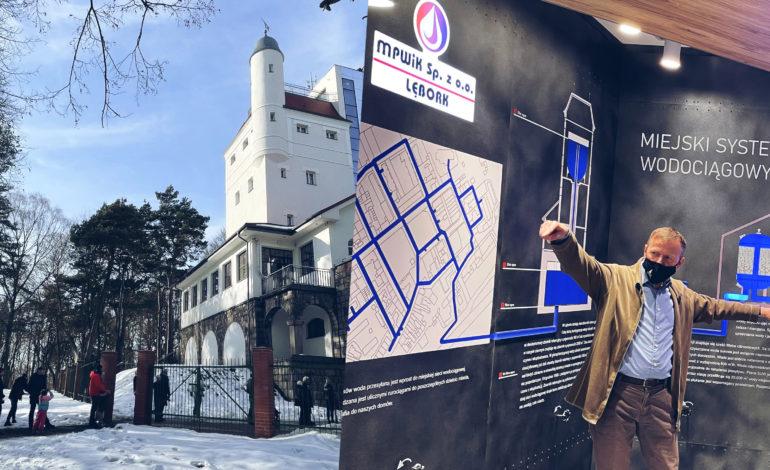 Wieża ciśnień w Lęborku zachwyca i cieszy się ogromną popularnością (galeria zdjęć)
