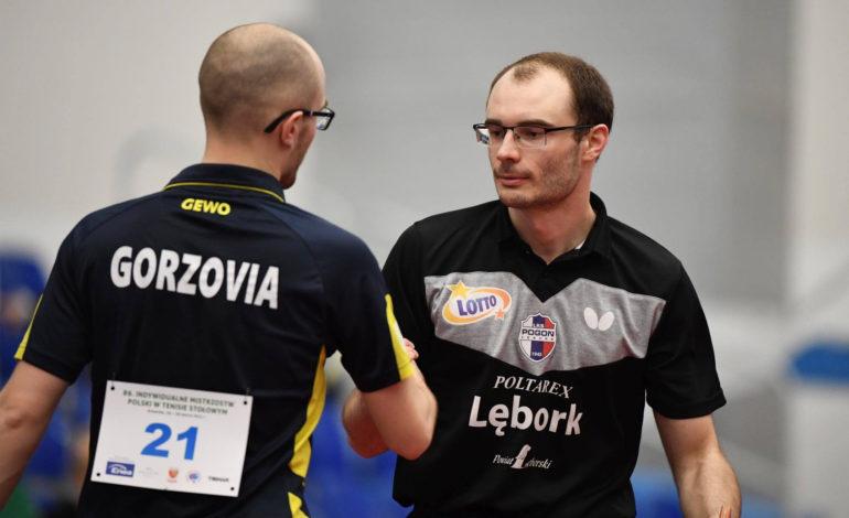 Tenisista Adam Dosz z brązowym medalistą Mistrzostw Polski!