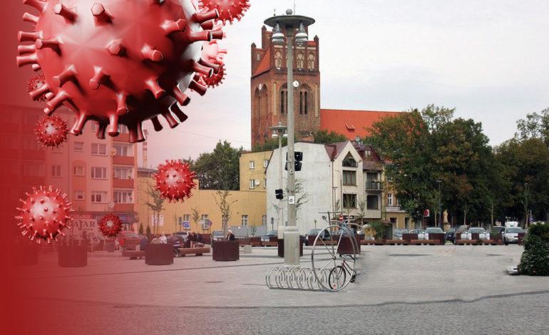 Powiat lęborski – najwięcej przypadków koronawirusa w kraju