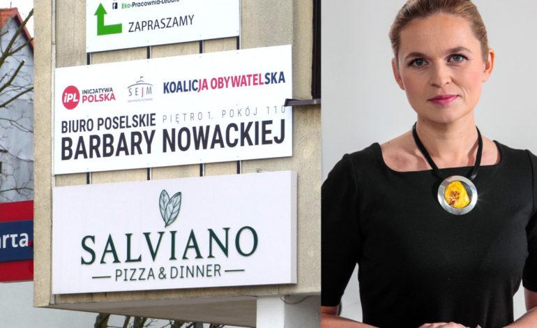 Barbara Nowacka otwiera biuro poselskie w Lęborku