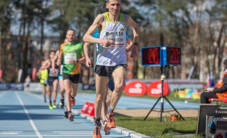 Lęborczanin pobił rekord Polski w biegu na 10 tys. metrów