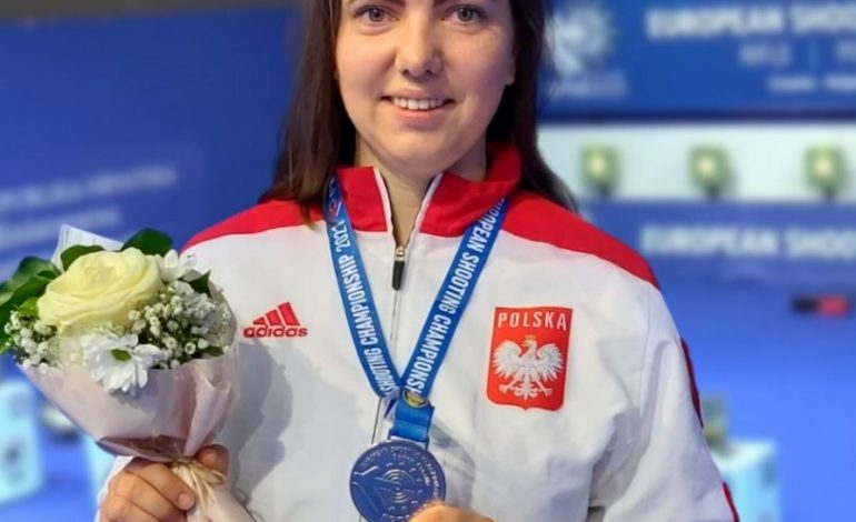 Paula Wrońska Wicemistrzynią Europy!