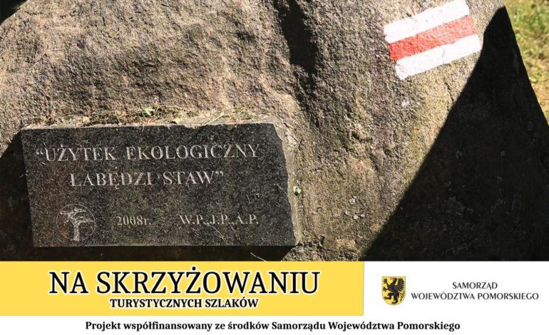 Pieszy rajd nowym szlakiem turystycznym w powiecie lęborskim
