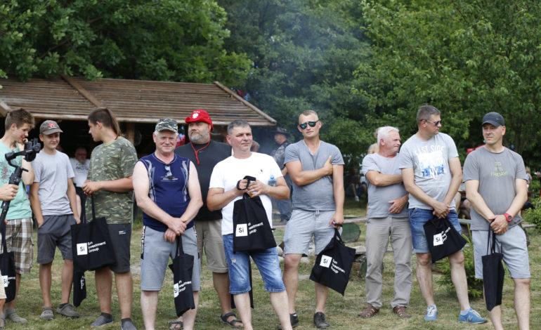 Kowalski znów triumfatorem zawodów wędkarskich w Obliwicach