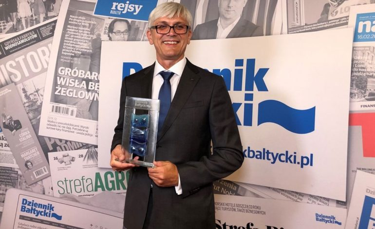 Dyrektor Farm Frites Poland Menedżerem Pomorza Roku 2020