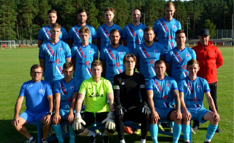 Piłkarze Pogoni Lębork rozpoczęli nowy sezon
