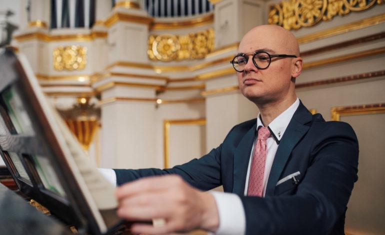 Koncert organowy dr Michała Szostaka