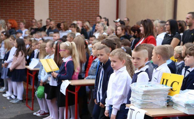 Nowy rok szkolny w lęborskich szkołach