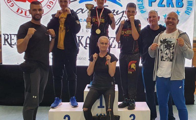 Patryk Klamrowski najlepszy w Kartuzach