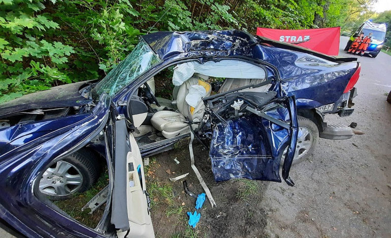 Poszukiwani świadkowie śmiertelnego wypadku na drodze do Cewic