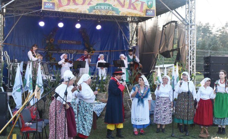 Święto plonów w Cewicach