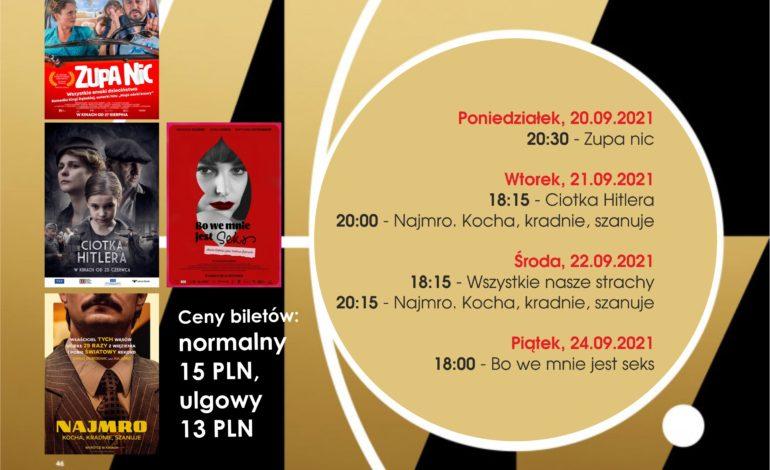 """Festiwalowe filmy w Kinie """"Fregata"""" !"""