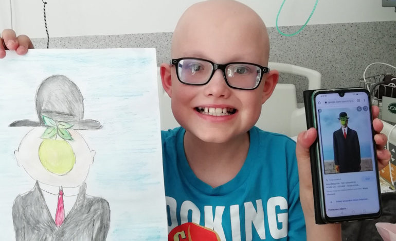 11-letni Dawid z Lęborka potrzebuje naszego wsparcia