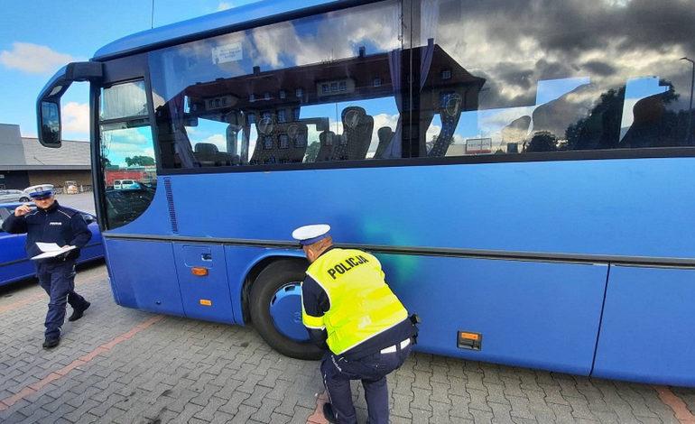 Zmiana punktu kontroli autokarów w Lęborku