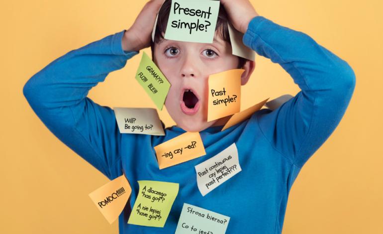 COGITO Szkoła Języków Obcych zaprasza dzieci i młodzieży na 2 najnowsze kursy z gramatyki angielskiej