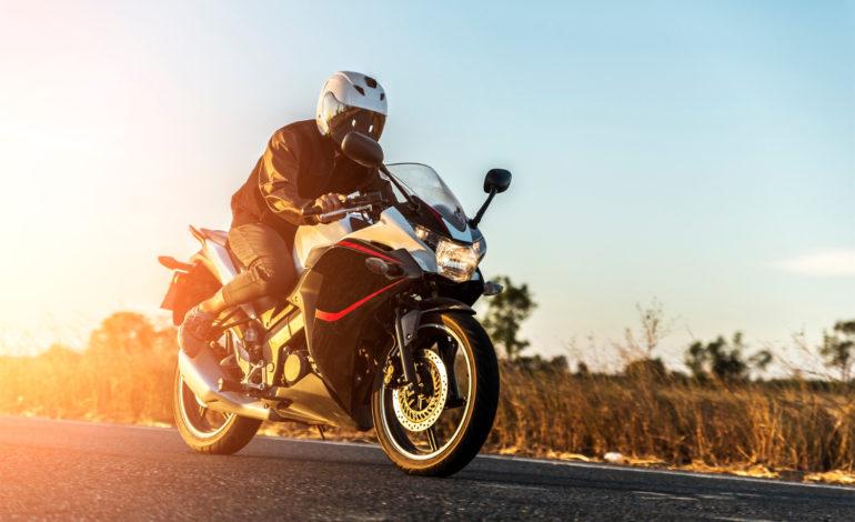 Motocykliści na lęborskich drogach! Dbajcie o swoje bezpieczeństwo